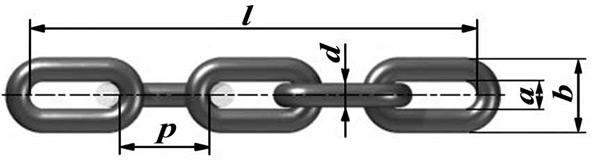 d87c94a465c56 Łańcuchy – wszystkie dostępne rozmiary – FERUS – odkuwki matrycowe ...